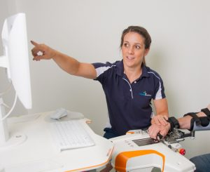 CN Physio Linsey Swinburne